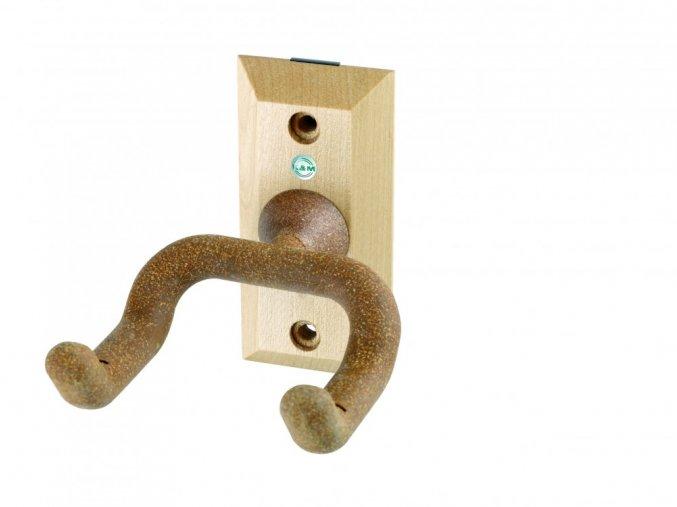 K&M 16220 Guitar wall mount cork