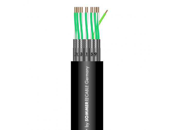 Sommer Cable SC-QUANTUM Multipair highflex 6,40mm Blue