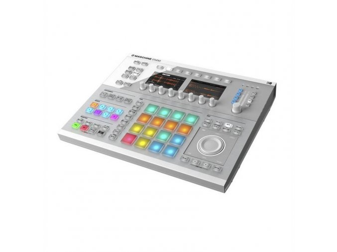 NI Maschine Studio (white)