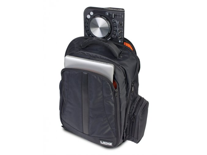 UDG Ultimate Backpack Black/Orange batoh