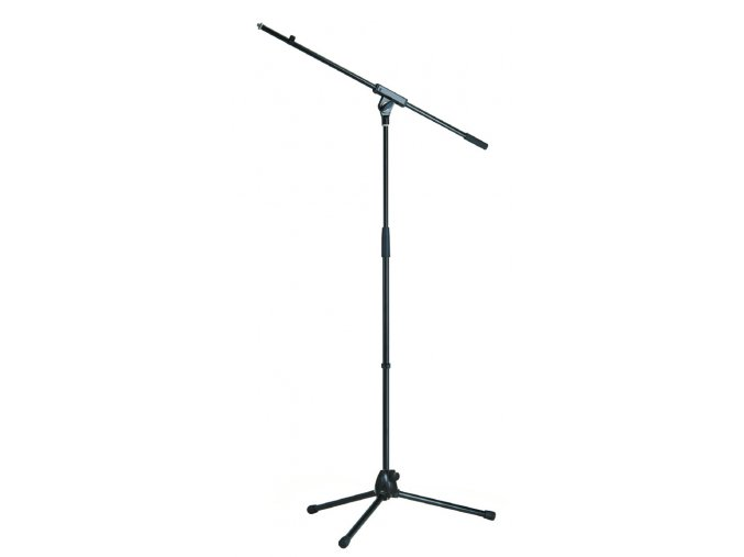 K&M 21070 Microphone stand black