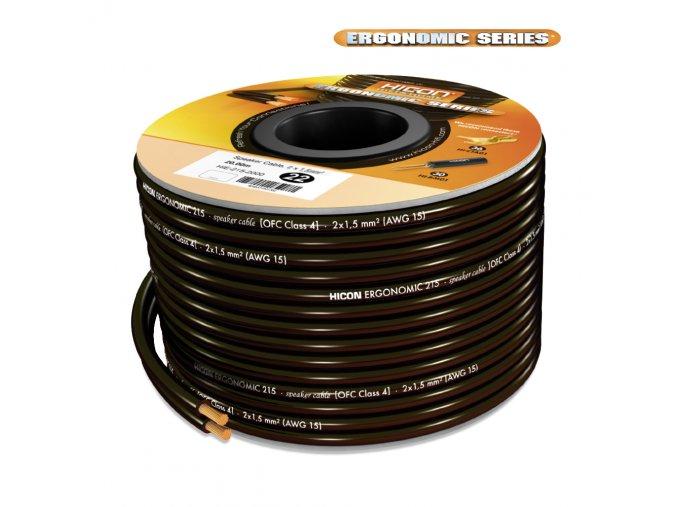 SOMMER HICON Ergonomic Speakercable 2x1,5, 30m