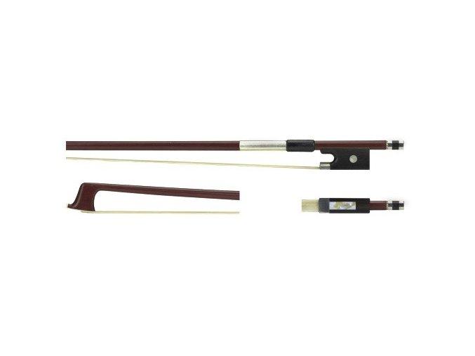 GEWA Violin bow GEWA Strings Brasil wood Student 1/16