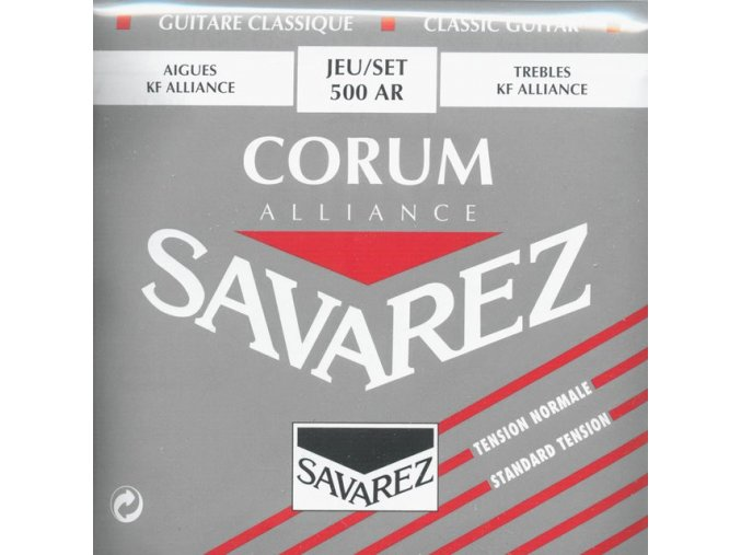 Savarez Alliance Corum SA500AR