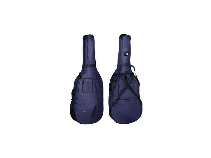 GEWA Double bass gig-bag GEWA Bags Premium 1/2