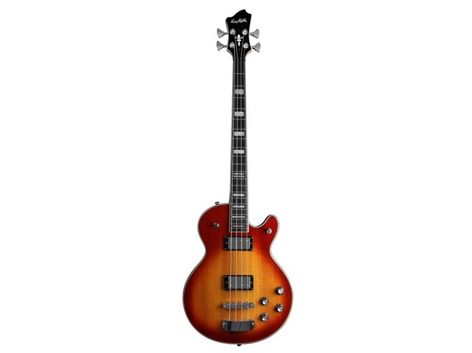 HAGSTROM Swede Bass - Vintage Sunburst