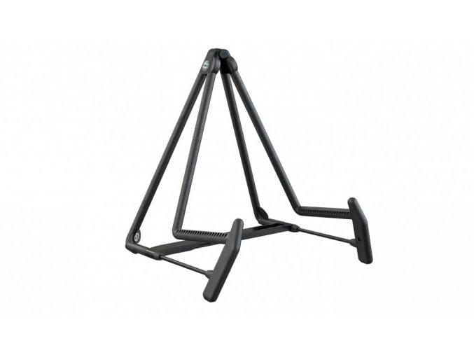 K&M 17580 A-guitar stand »Heli 2« black