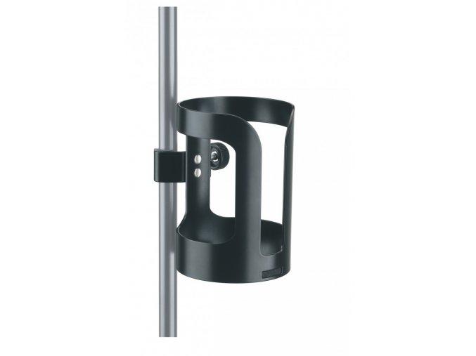 K&M 16022 Universal drink holder black