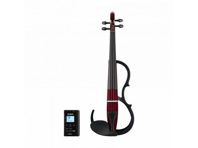 YAMAHA SV-150 Silent Violin Wine Red