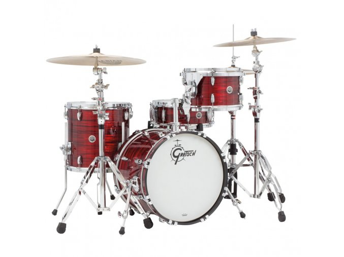 Gretsch Shellpack Brooklyn Series 8x12TT/14x14FT/14x18BD Red Oyster