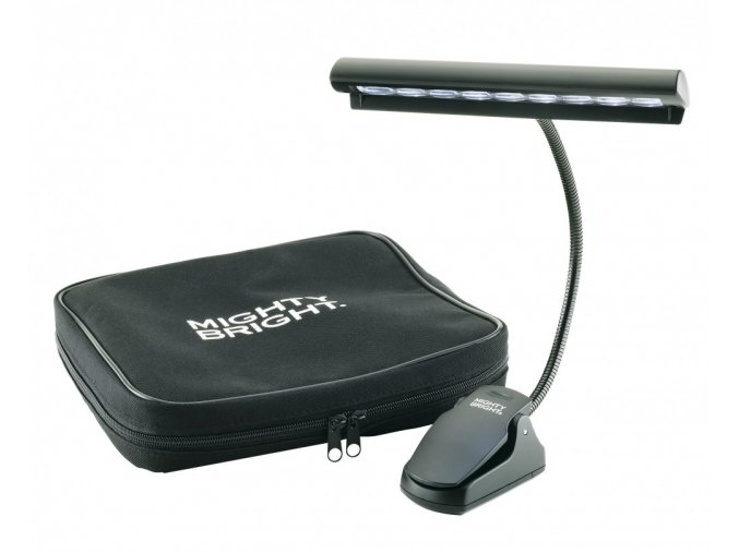 K&M 85670 Music stand light »Mighty Bright - Orchestra Light« black
