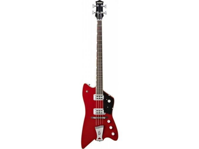 Gretsch G6199 Billy Bo Jupiter Thunderbird Bass, Firebird Red