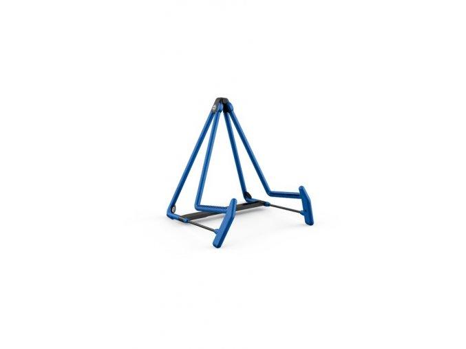 K&M 17580 A-guitar stand »Heli 2« blue