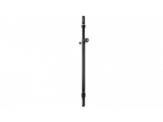 K&M 21366 Distance rod »Ring Lock« black