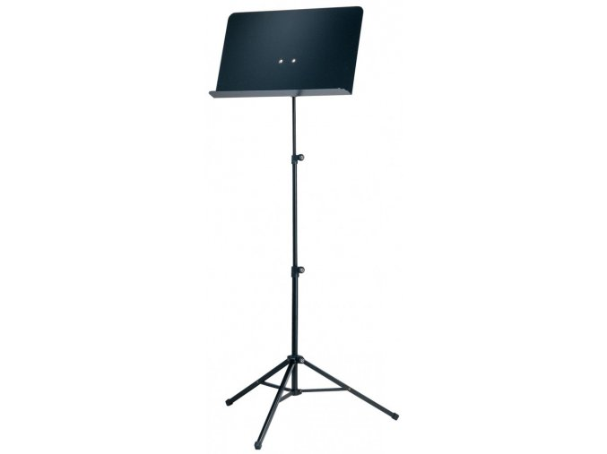 K&M 10068 School orchestra music stand black