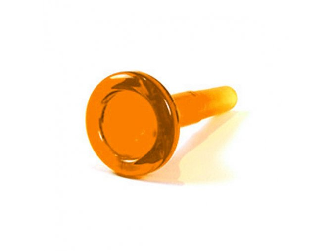 pBone Mouthpiece Tenor trombone Orange