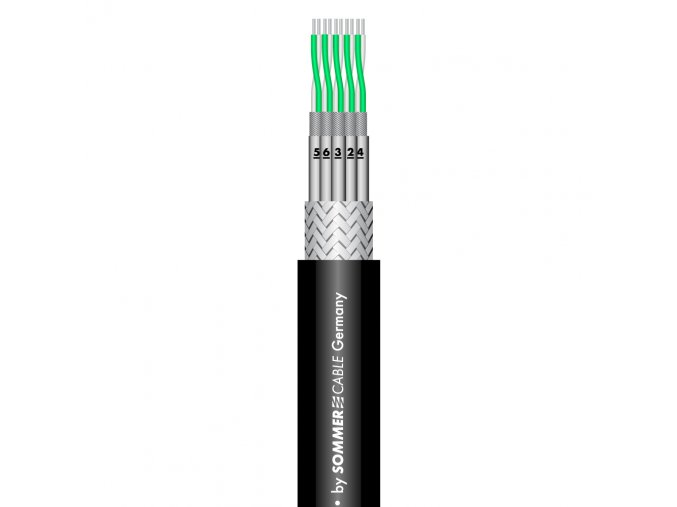 Sommer Cable SC-TRANSFER AMCK12 PUR Compact Multicore