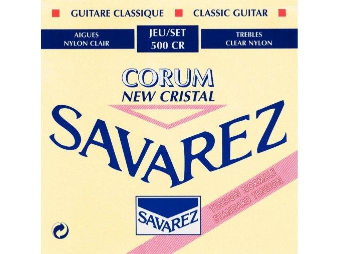 Savarez New Cristal Corum SA500CR