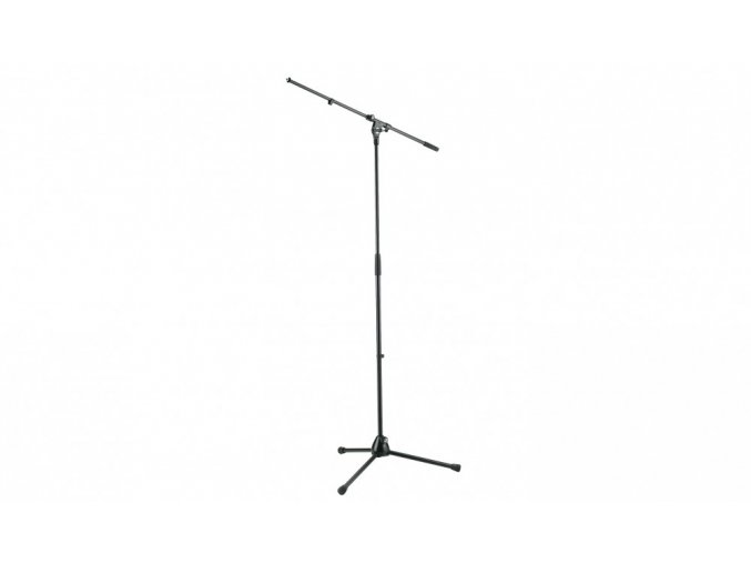 K&M 210/2 Microphone stand black