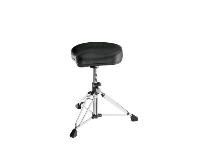 K&M 14000 Drummer's throne »Gomezz« chrome