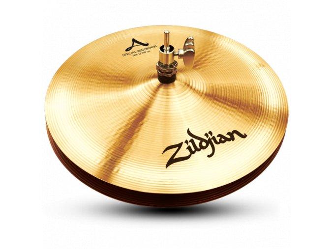 """ZILDJIAN 12"""" A special recording hi hat"""