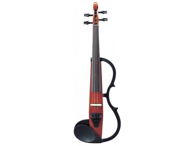 YAMAHA SV-130 Silent Violin Brown