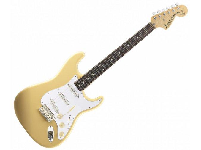 Fender Yngwie Malmsteen Stratocaster, Scalloped Rosewood Fingerboard, Vintage W