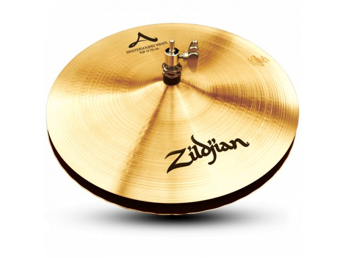 "ZILDJIAN 13"" A mastersound hi hat"