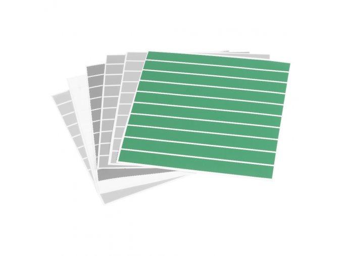 SOMMER HICON-Farbcodierung f. HI-FIBER4-MC,grün