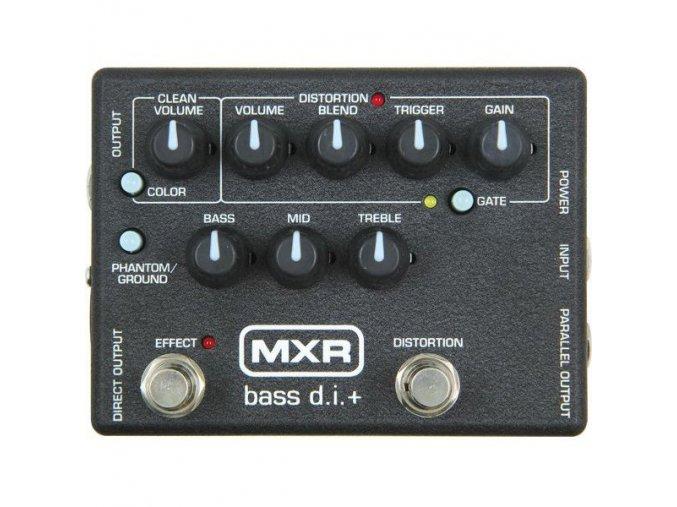 MXR M80 Bass Distortion+