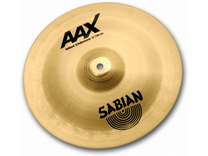 "SABIAN AAX 12"" MINI CHINESE"