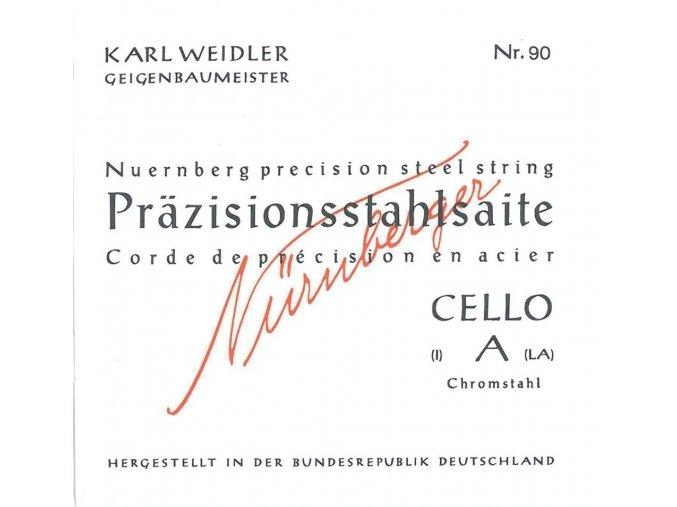 Nurnberger Strings For Cello Precision 4/4