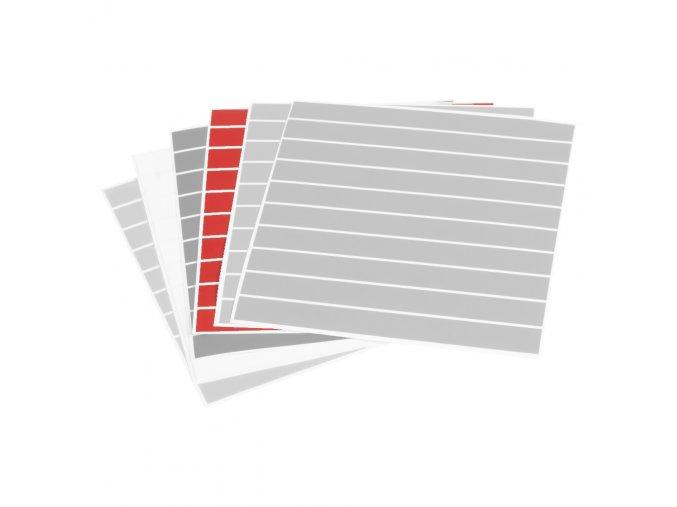 SOMMER HICON-Farbcodierung f. HI-FIBER4-MC, rot