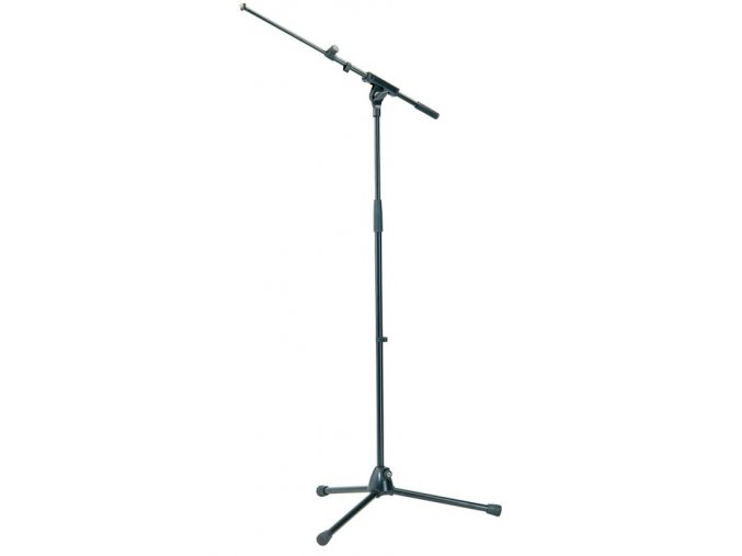 K&M 210/8 Microphone stand black
