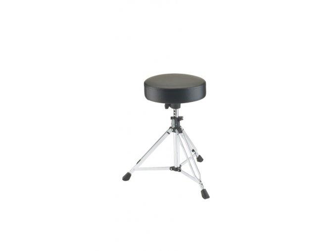 K&M 14020 Drummer's throne »Picco« chrome