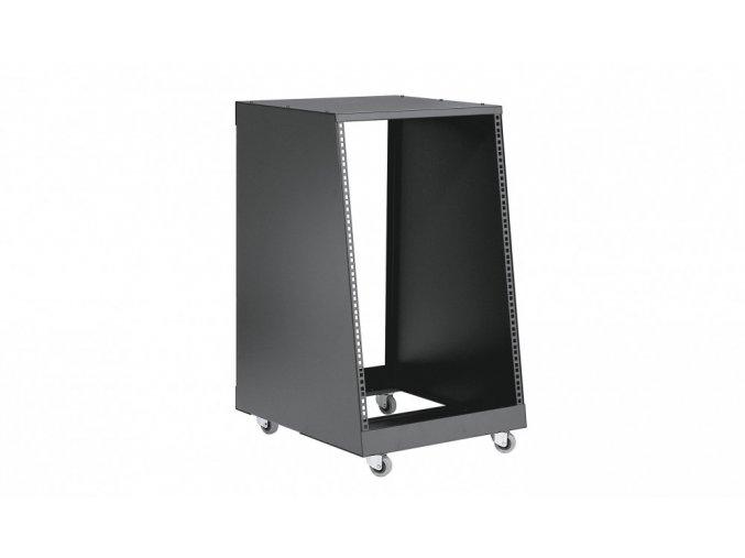 K&M 48260 Rack black, 21 spaces, 18,56 kg