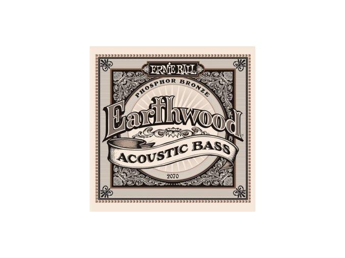 Ernie Ball Acoustic Earthwood Acoustic.045-.095