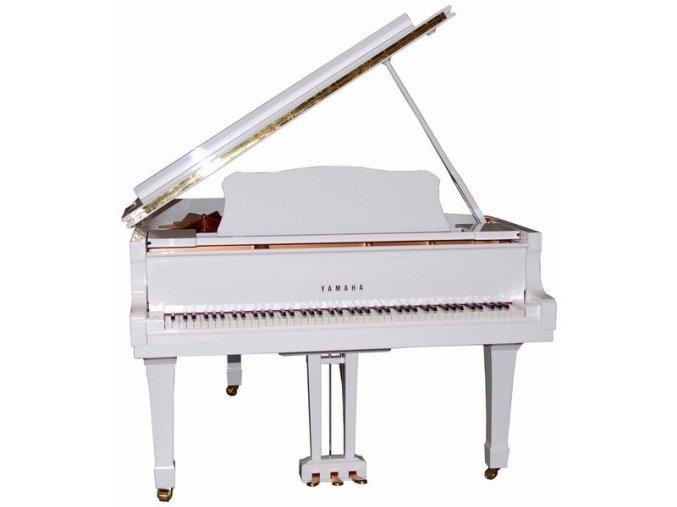 YAMAHA GC2-PWH Grand Piano Polished White