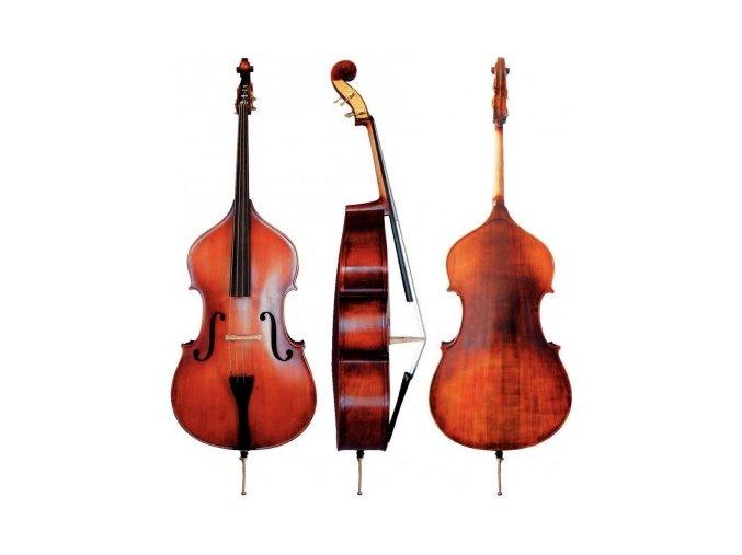 GEWA Double bass GEWA Strings Ideale 3/4