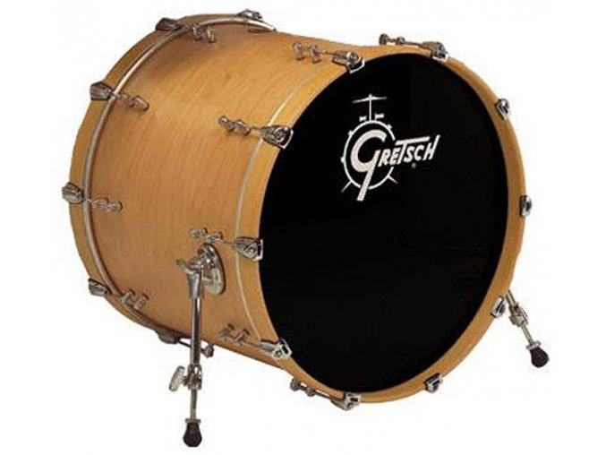 Gretsch Bass Drum Brooklyn Series 14x22'' Natural Satin