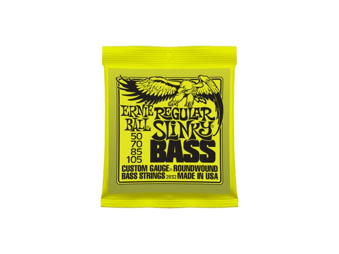 Ernie Ball Slinky Nickel Regular.050-.105