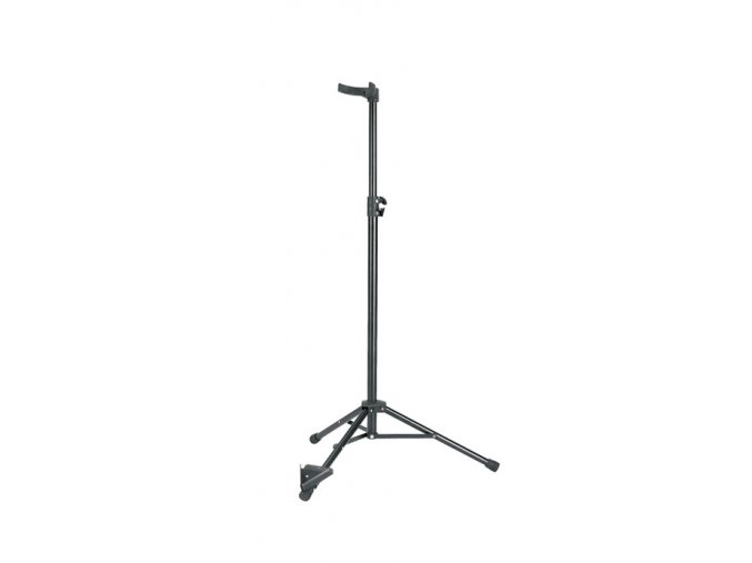 K&M 14160 Stand for electric double bass black