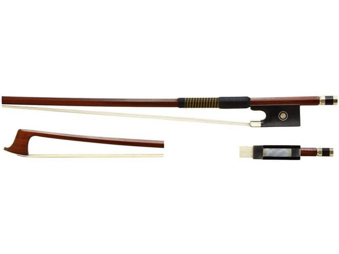 GEWA Violin bow GEWA Strings Brasil wood Jeki 1/4