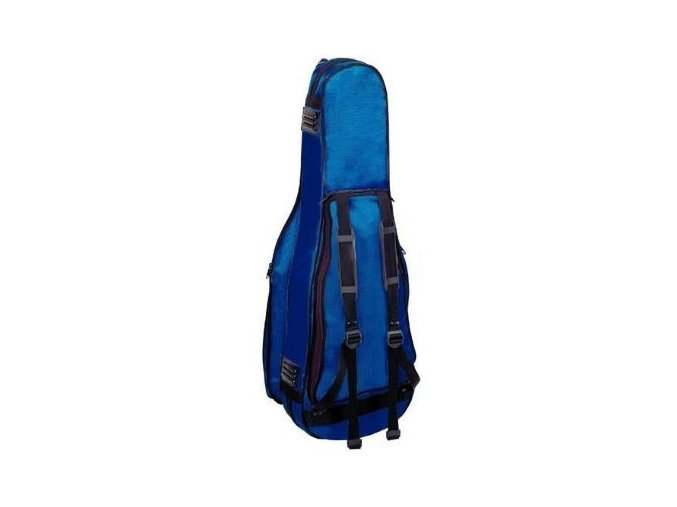 GEWA Cases Rucksack for form shaped violin cases SPS Viola Blue