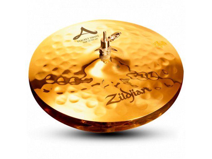 "ZILDJIAN 13"" A pocket hi hat"
