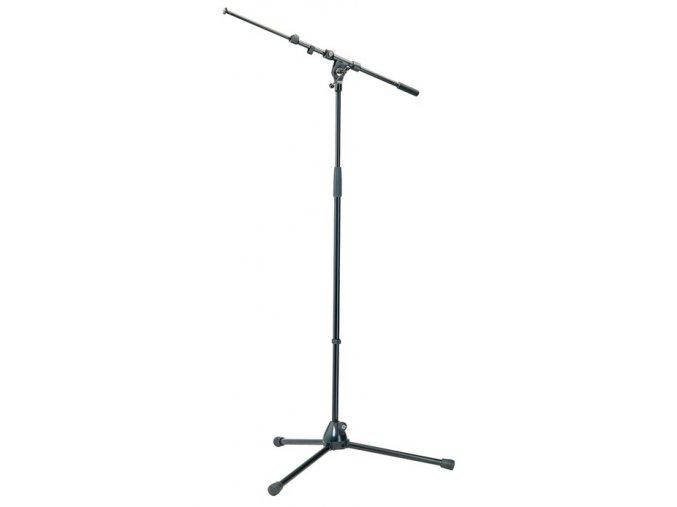 K&M 210/9 Microphone stand black