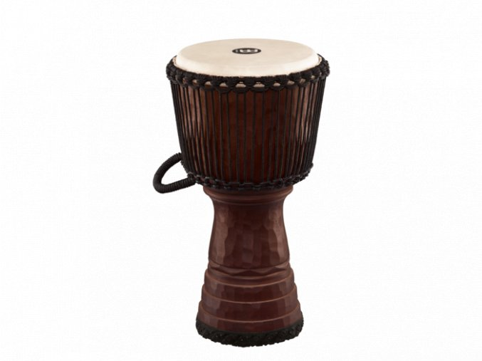 "MEINL DJEMBE WOOD 12"" LARGE, COW SKIN"