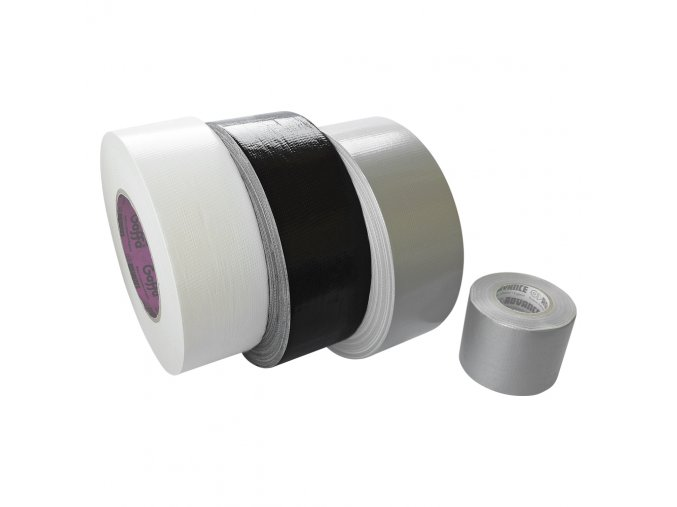 Sommer Cable ADVANCE Gaffa-Tape 202 Black 50mmx50m