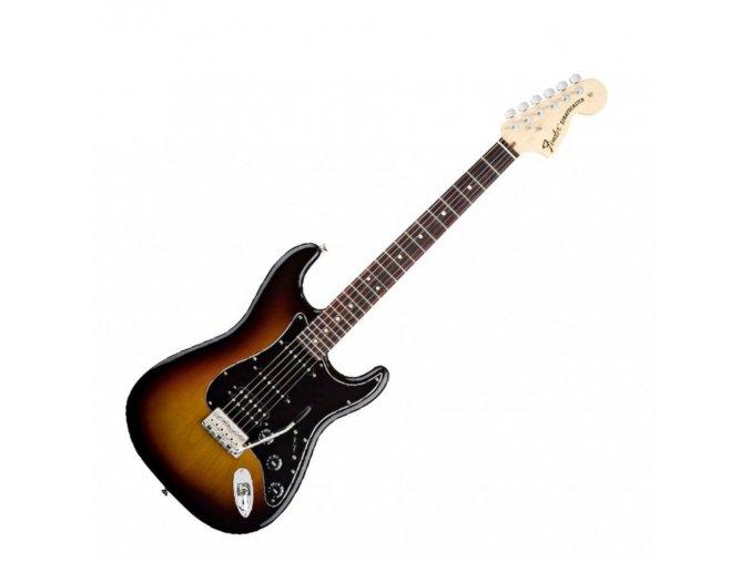 Fender American Special Stratocaster HSS, Rosewood Fingerboard, 3-Color Sunburs