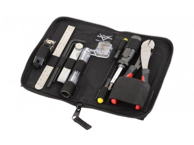 Fender Custom Shop Tool Kit by CruzTools, Black